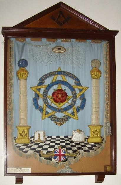 The Lodge Banner (1925)